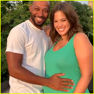 Ashley Graham Is Pregnant, Expecting First Child with Justin Ervin!