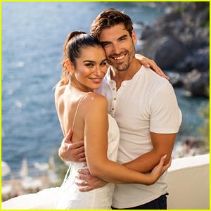 'Bachelor In Paradise' Stars Ashley Iaconetti & Jared Haibon Enjoy a Romantic Honeymoon in Italy & Greece