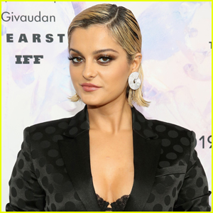 Bebe Rexha Strips Down After Male Music Executive Tells Her She's 'Too Old'