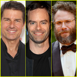 Bill Hader Morphs Into Tom Cruise & Seth Rogen in Deepfake Video
