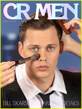 Bill Skarsgard Reveals What It's Like Driving Around With His 'It' Makeup On