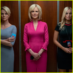 Charlize Theron, Nicole Kidman & Margot Robbie Team Up In 'Bombshell' Teaser - Watch!