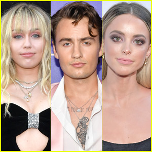 Miley Cyrus & Kaitlynn Carter's PDA Called Out as 'Fake' By The Hills' Brandon Thomas Lee