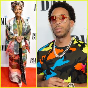 Brandy & Ludacris Step Out for BMI R&B/Hip-Hop Awards 2019