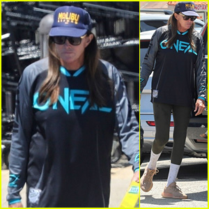 Caitlyn Jenner Rocks Yeezys While Shopping in Malibu