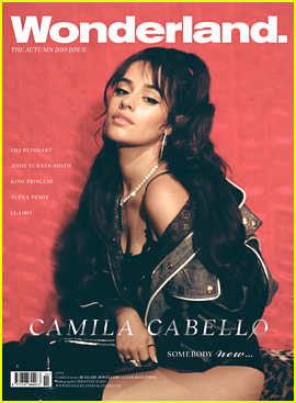 Camila Cabello Covers Wonderland's Autumn 2019 Issue