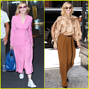 Cate Blanchett Relates To The 'Chaos' of 'Where'd You, Go Bernadette'!
