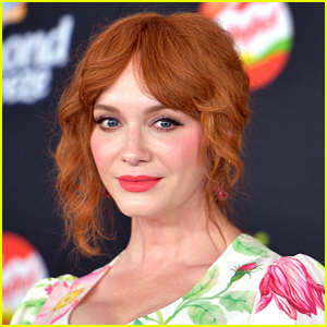 Christina Hendricks Reveals It's Her Hand on the 'American Beauty' Poster & So Many Celebs Are Shook