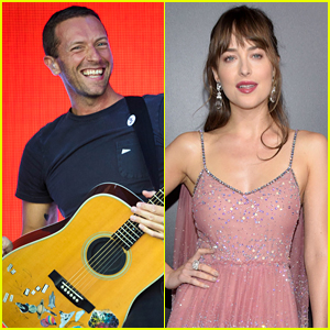 Chris Martin & Dakota Johnson Hold Hands During a Date Night in New York (Report)