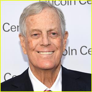 David Koch Dead - Conservative Billionaire Philanthropist Dies at 79