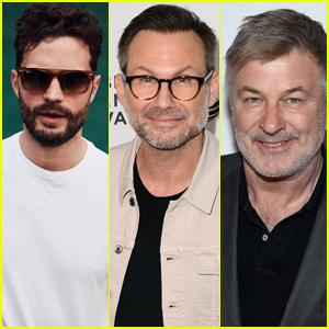 Jamie Dornan, Christian Slater & Alec Baldwin to Star in 'Dr. Death'!