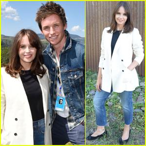 Eddie Redmayne & Felicity Jones Bring 'The Aeronauts' to Telluride Film Fest After Trailer Debut