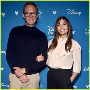 Elizabeth Olsen & Paul Bettany Join 'WandaVision' Cast at D23 Expo