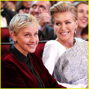 Ellen And Portia Wedding.Ellen Degeneres Calls Portia De Rossi Her Favorite Person On 11th