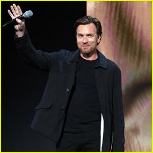 Ewan McGregor Confirms Obi-Wan TV Series at D23 Event!