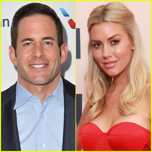 Flip or Flop's Tarek El Moussa Confirms Relationship with 'Selling Sunset' Star Heather Rae Young!
