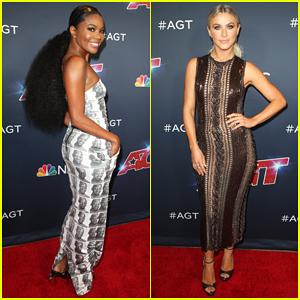 Gabrielle Union & Julianne Hough Step Out for 'America's Got Talent' 2019 Quarterfinals Week 3!