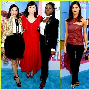 Ginnifer Goodwin, Lucy Liu & 'Why Women Kill'' Cast Celebrate Premiere - Watch Trailer!