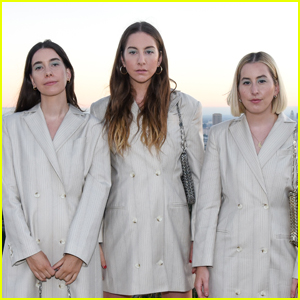 HAIM Attend UGG & Eckhaus Latta Party in L.A.