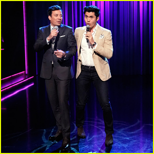 Henry Golding Serenades 'Tonight Show' with Marvin Gaye's 'Sexual Healing' - Watch Here!