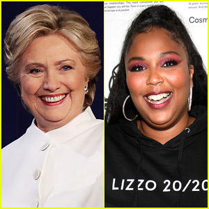 Hillary Clinton's Response to Lizzo Is Getting Some Attention!