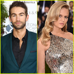 Is Chace Crawford Dating German Model Anna Ewers?
