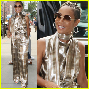 Jada Pinkett Smith Reveals Where She Draws the Line on 'Red Table Talk'