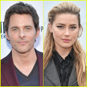 James Marsden & Amber Heard to Star in 'The Stand' on CBS All Access