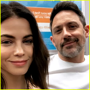 Jenna Dewan Rode the Subway for the First Time with Boyfriend Steve Kazee!