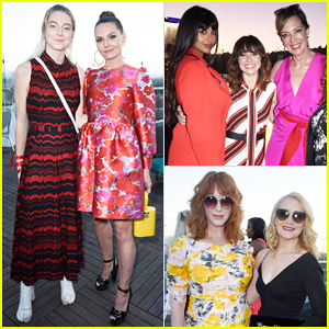 Jennifer Morrison, Hunter Schafer & More Team Up at InStyle's Badass Women Dinner!