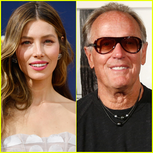 Jessica Biel is 'Forever Grateful' for Working with Late Peter Fonda on First Movie 'Ulee's Gold'