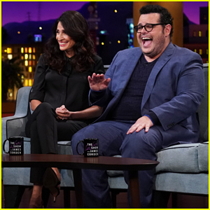 Josh Gad Hilariously Dressed Up As Cowboy To Luke Evans' 'Fancy Dress Party'!