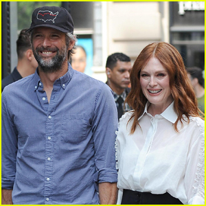 Julianne Moore Talks Working with Husband Bart Freundlich on 'After the Wedding'