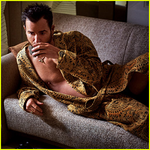 Justin Theroux Gives His Tips to Combat Jet Lag During Photo Shoot in Tokyo!