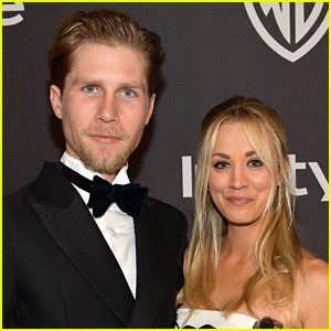 Kaley Cuoco Reveals She & Husband Karl Cook Do Not Live Together