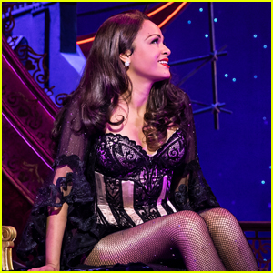 Listen to Broadway's 'Moulin Rouge' Star Karen Olivo Sing 'The Sparkling Diamond' Now!