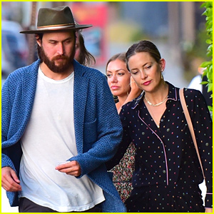 Kate Hudson Wears Matching Outfits With Daughter Rani Rose