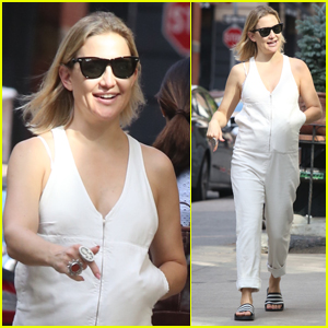 Kate Hudson is All Smiles While Shopping in NYC
