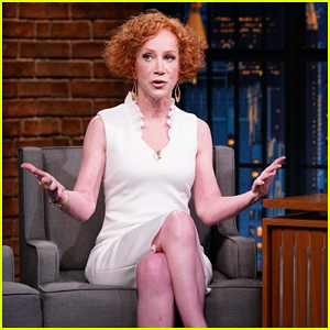 Kathy Griffin Says Conspiracy Investigation Inspired Her New Film 'A Hell of a Story'