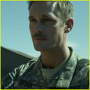 Alexander Skarsgard Stars in 'The Kill Team' - Watch the Trailer!