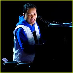 Blind & Autistic Singer Kodi Lee Blows Judges Away Again on 'America's Got Talent' (Video)