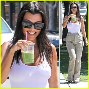 Kourtney Kardashian Enjoys a Shopping Spree in Beverly Hills