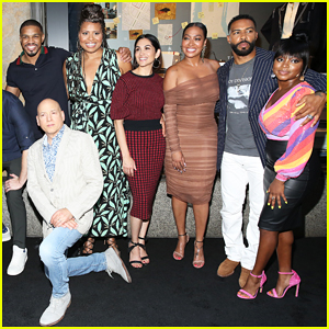La La Anthony, Omari Hardwick & 'Power' Cast Celebrate Final Season in NYC!