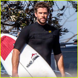 Liam Hemsworth Photographed for First Time Since Breaking His Silence on Miley Cyrus Split