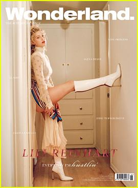 Lili Reinhart Is A Hustler For 'Wonderland' Magazine