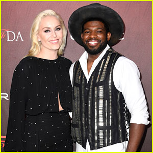 Lindsey Vonn & Fiance P.K. Subban Talk Wedding Plans!