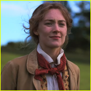 Saoirse Ronan & Timothee Chalamet Argue About Love in The First Trailer for 'Little Women' - Watch Now!