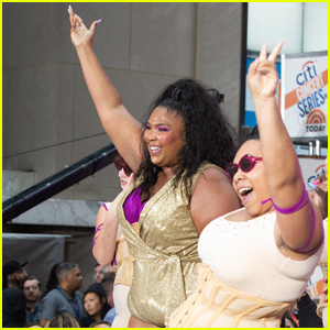 Lizzo Rocks The 'Today' Show Stage for Summer Concert Series!