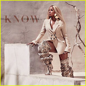 Mary J Blige Know Stream Download Listen Mary J Blige Music Just Jared