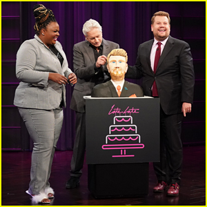 Michael Douglas Plays 'Late Late Show' Version of 'Nailed It' with Nicole Byer - Watch Here!